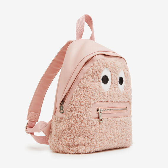 WOOLIE BACKPACK  BLUSH  hi-res