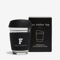 ECO COFFEE CUP  MATTE BLACK  hi-res