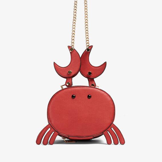 CRAB BAG  RED  hi-res