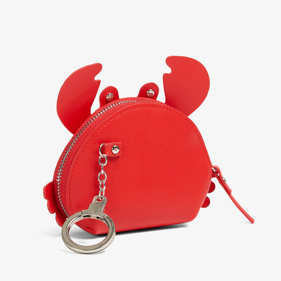 CRAB KEYRING  RED  hi-res