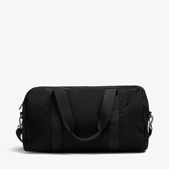 ESSENTIAL DUFFLE BAG  BLACK  hi-res