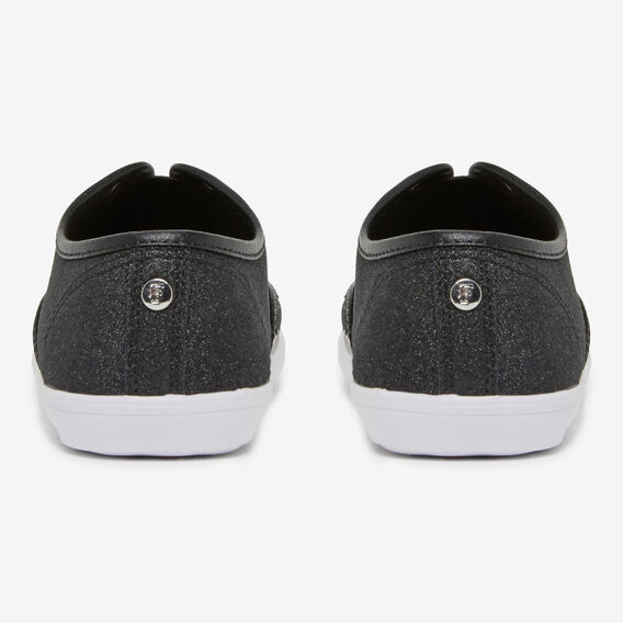 SLIP ON SNEAKER  BLACK  hi-res