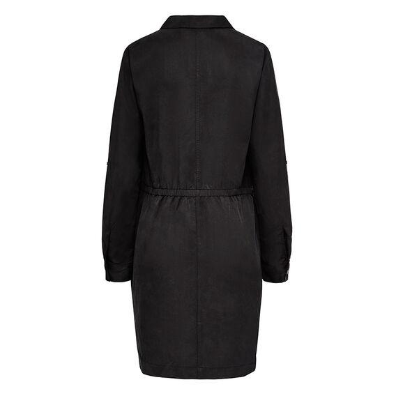 UTILITY DRESS  BLACK  hi-res