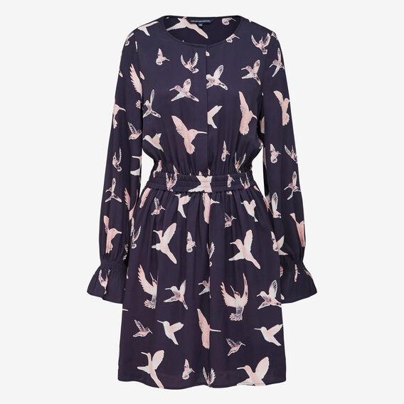 HONEY BIRD DRESS  NOCTURNAL/MULTI  hi-res