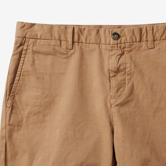 CHARLIE STRETCH CHINO SHORT  TOBACCO  hi-res