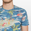 VINTAGE HAWAIIAN T-SHIRT  MULTI  hi-res