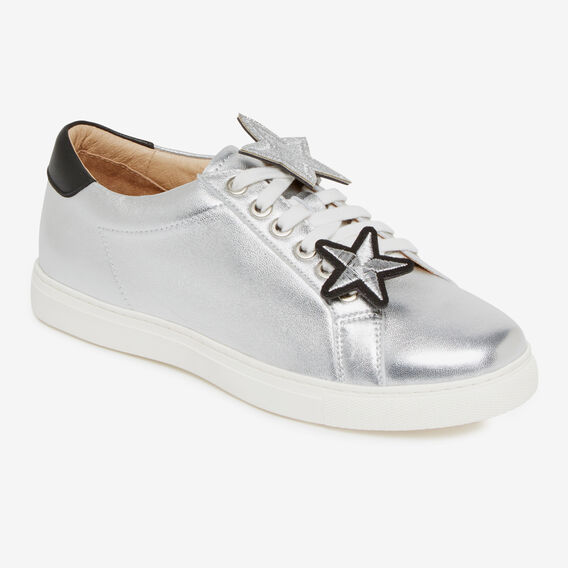 STAR SHOE ACESSORIES  SILVER  hi-res
