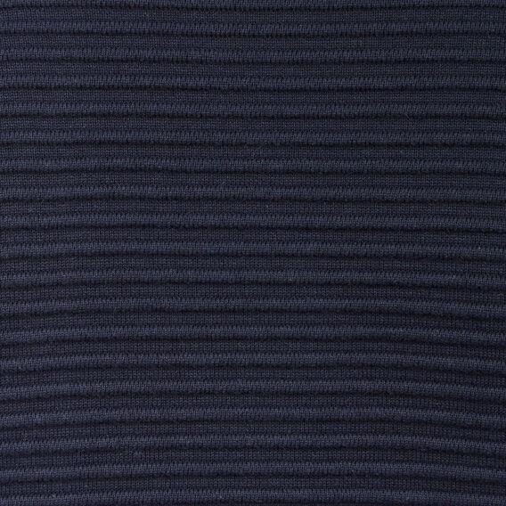 ENCORE CREW NECK KNIT  MARINE BLUE  hi-res
