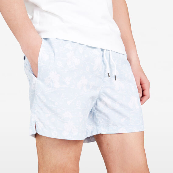 MAHALO SWIM SHORT  SKY BLUE  hi-res