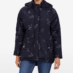 SKETCH BIRD PUFFER JACKET  NOCTURNAL  hi-res