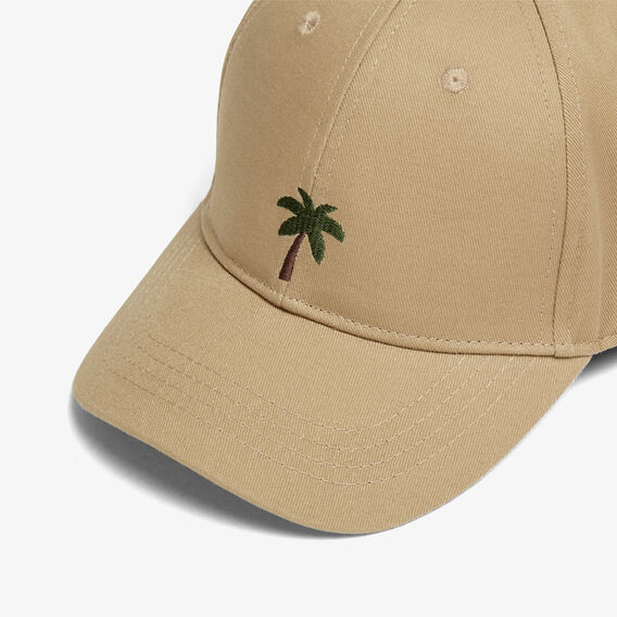 PALM TREE CAP  STONE  hi-res