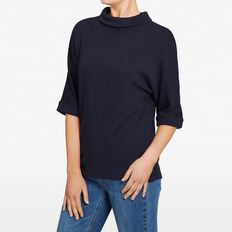 SLOUCHY SWEAT  NOCTURNAL  hi-res