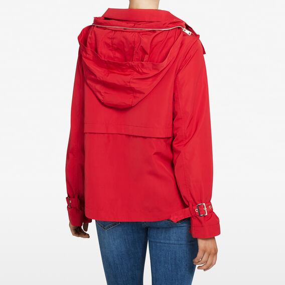 THE ANORAK  RED  hi-res