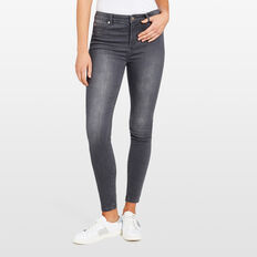 GET SKINNY DENIM  GREY  hi-res
