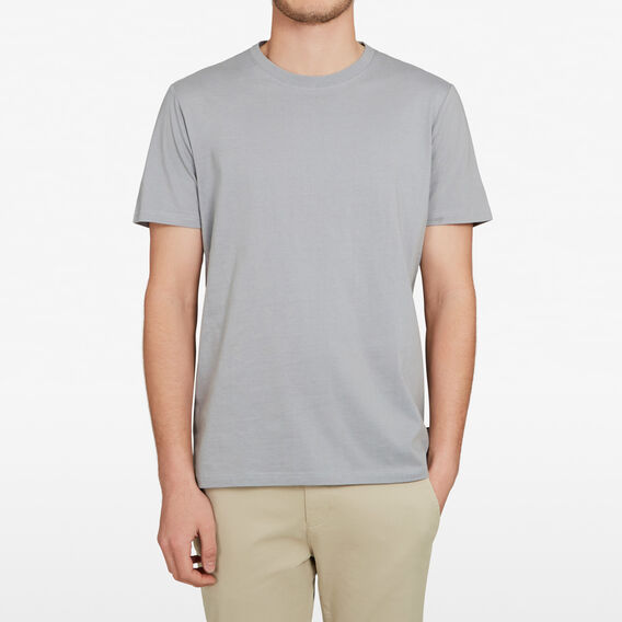 RELAXED FIT T-SHIRT  GREY  hi-res