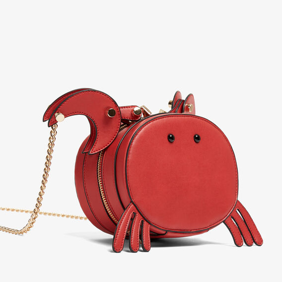CRAB BAG  RED  hi-res
