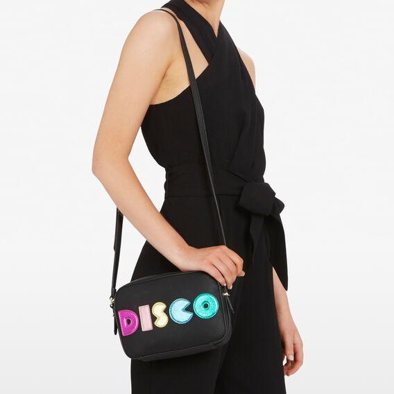 PARTY ACROSS BODY BAG  BLACK/MULTI  hi-res