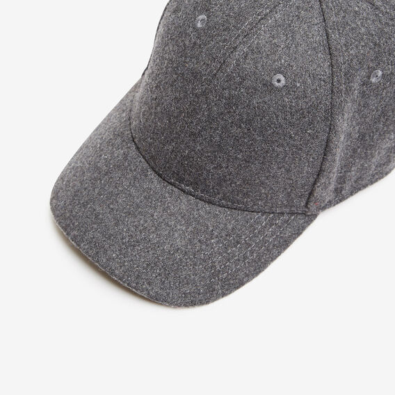 FELT CAP  CHARCOAL  hi-res