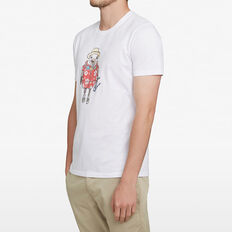 SID THE SEAGULL T-SHIRT  WHITE  hi-res