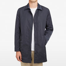 MAC COAT  NAVY  hi-res
