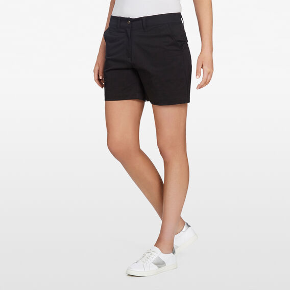 KARLA COTTON SHORT  BLACK  hi-res