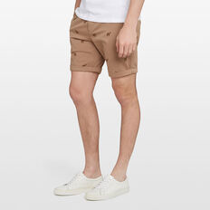 CAMEL CHINO SHORT  LIGHT TOBACCO  hi-res