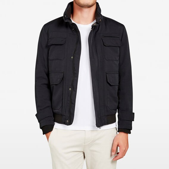 CITY JACKET  BLACK  hi-res