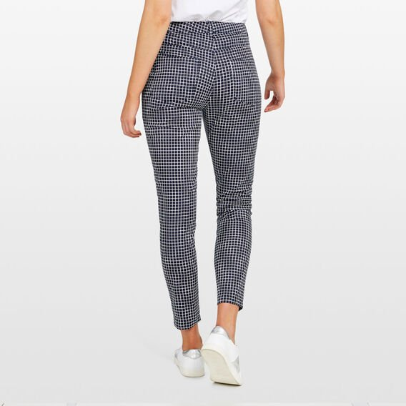 CHECK JEAN  NOCTURNAL/SUMMER WHI  hi-res