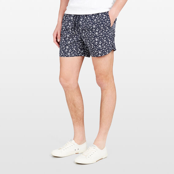 TURTLE SWIM SHORT  MARINE BLUE  hi-res