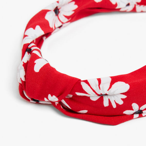 DAISY HAIR BAND  RED/MULTI  hi-res