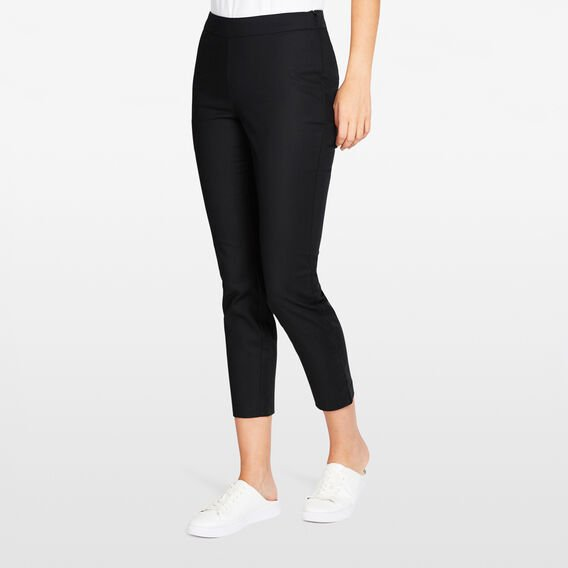 WINTER CAPRI PANT  BLACK  hi-res