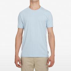 CLASSIC CREW NECK T-SHIRT  SKY BLUE  hi-res