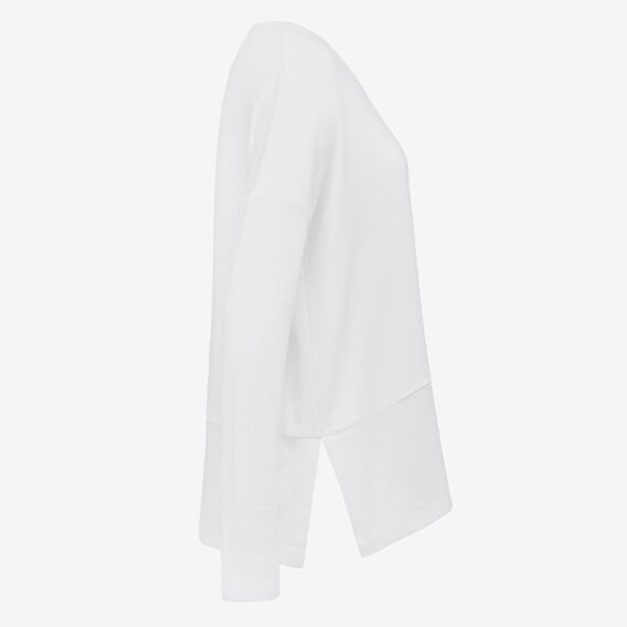 OLLIE OVERSIZED TEE  SUMMER WHITE  hi-res