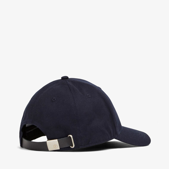 PARROT EMBROIDERED CAP  MARINE BLUE  hi-res