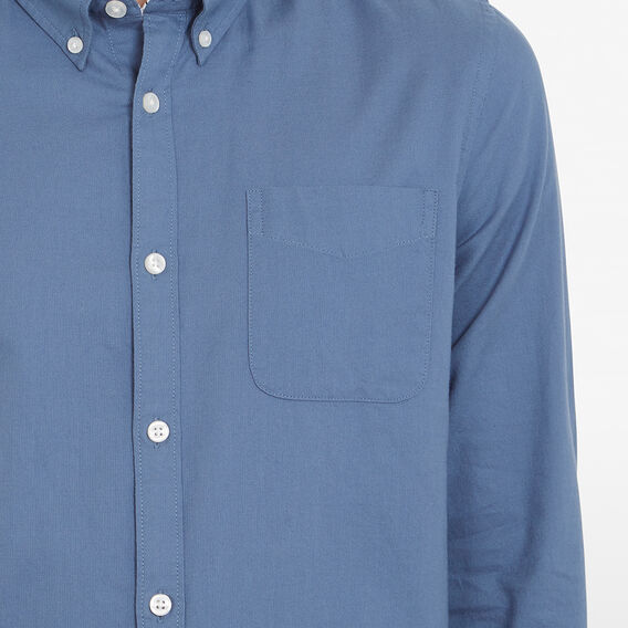 BLUE SHADOW CUSTOM FIT SHIRT  BLUE SHADOW  hi-res