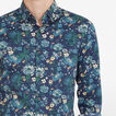 BOTANICAL TAILORED FIT SHIRT  MULTI  hi-res