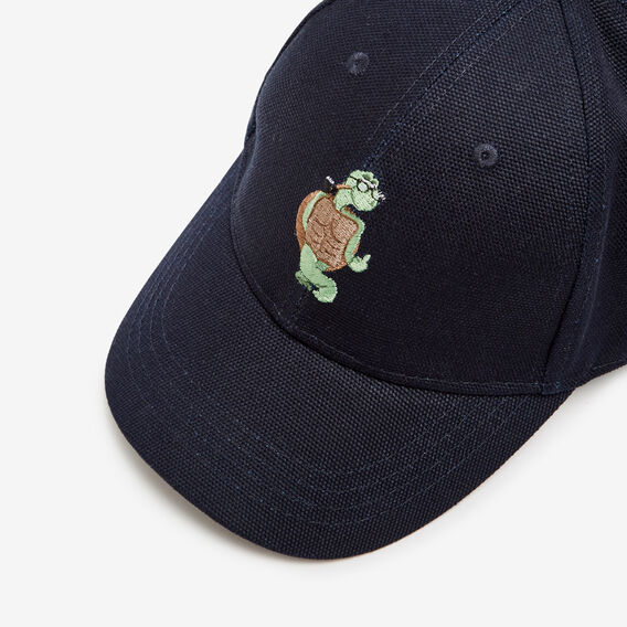 CHEEKY TURTLE CAP  NAVY  hi-res