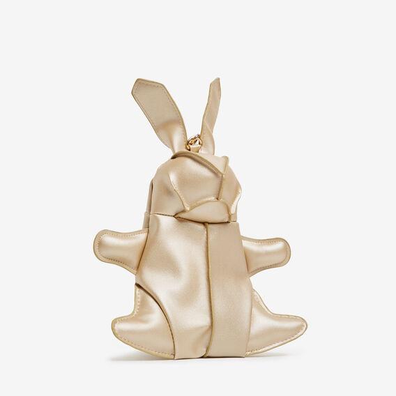 RABBIT BAG  GOLD  hi-res