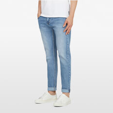 SLIM STRETCH JEAN  LIGHT VINTAGE  hi-res