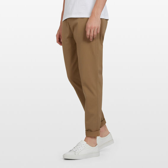 PULL ON CHINO  WASHED TOBACCO  hi-res