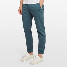 NEO ROGER REGULAR CHINO PANT  PETROL  hi-res