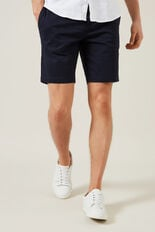 CHARLIE CHINO SHORT  MIDNIGHT  hi-res
