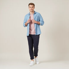CHAMBRAY L/S CLASSIC FIT SHIRT  CHAMBRAY  hi-res