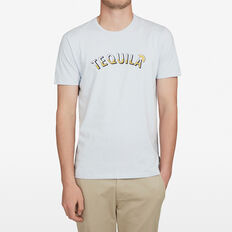 TEQUILA T-SHIRT  PALE BLUE  hi-res