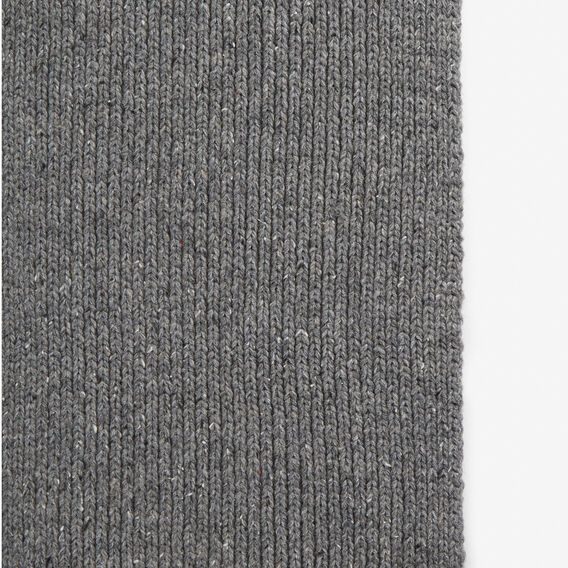 SPECKLE SCARF  CHARCOAL  hi-res