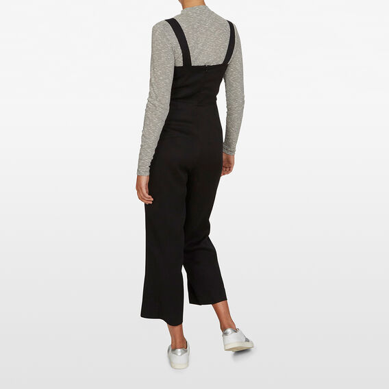 ESSENTIAL WINTER JUMPSUIT  BLACK  hi-res