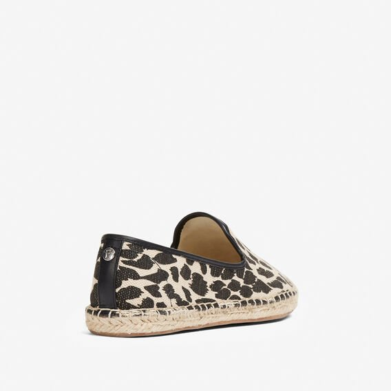 ANIMAL ESPADRILLE  BLACK/MULTI  hi-res