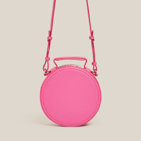 CIRCLE BAG  FUSCHIA  hi-res
