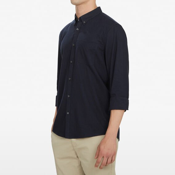 OXFORD CLASSIC FIT SHIRT  OXFORD BLUE  hi-res