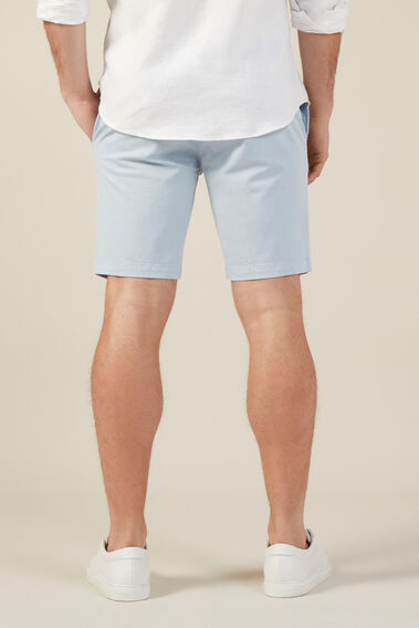 CHARLIE CHINO SHORT  PALE BLUE  hi-res